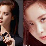 <トレンドブログ>「少女時代」ソヒョンが香水ブランドのグラビアモデルをつとめる♪