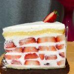 <トレンドブログ>【韓国スイーツ】 大邱★イチゴたっぷりのショートケーキを夜中に!