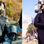 <トレンドブログ>俳優パク・ヘジン、大気汚染問題に関心を寄せ、中国で植樹のボランティア!