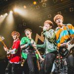 「イベントレポ」N.Flyingが日本初ワンマンライブで3月5日に入隊するヨンファ(CNBLUE)に演奏ではなむけ