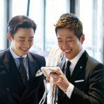 「キム課長とソ理事~Bravo! Your Life~」ナムグン・ミンの誕生日を記念してナムグン・ミン&ジュノ(2PM)のブロマンスシーンを特別に公開!
