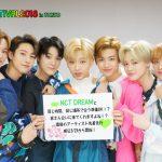 NCT DREAM&IMFACT&TSTエネルギッシュな熱いステージ! 「日韓友情フェスタK-POP FESTIVAL 2018 in TOKYO」 NCT DREAM キュートな7人のメッセージボード写真到着!