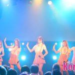 「取材レポ」本格派ダンスグループCHERRSEE メンバーSAYURIの卒業公演「CHERRSEE 2nd LIVE ~SAYURI Last LIVE~」開催