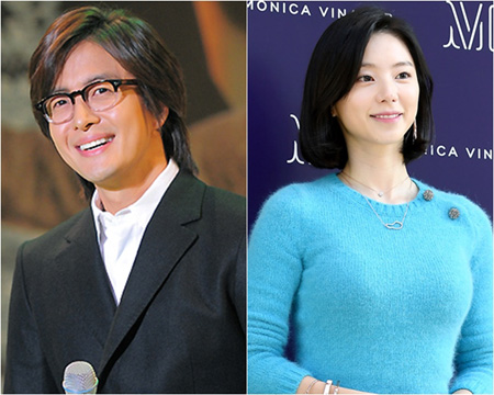 【公式】俳優ペ・ヨンジュン−パク・スジン夫妻、4月中に第二子が誕生予定!