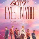 """「GOT7」、ワールドツアーのソウル公演が""""全席完売""""に=チケットパワーを立証"""