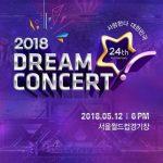 【公式】「2018ドリームコンサート」出演者公開…テミン、「Red Velvet」、「SEVENTEEN」らK-POPスターが勢ぞろい