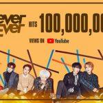 【公式】「GOT7」、「Never Ever」MVが1億ビュー突破…自身3曲目