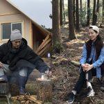 tvN新バラエティ「森の小さな家」側、俳優ソ・ジソブ&パク・シネの撮影風景を公開