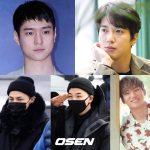 BIGBANGからコ・ギョンピョまで、2018年の入隊は続く