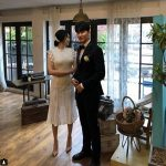 """""""結婚""""歌手ノ・ジフン、イ・ウンヘとのウエディング撮影現場を公開"""