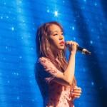 歌手ペク・アヨン、初の台北公演を成功裏に終了 「感動の涙…」
