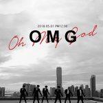 「HALO」、5月1日に新曲「O.M.G」を発表!
