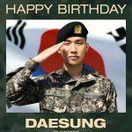 BIGBANGのD-LITE、本日(26日)誕生日…日本記念日協会が「Dの日」に登録
