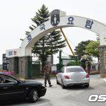 俳優キム・ボム、静かに論山(ノンサン)陸軍訓練所に入所