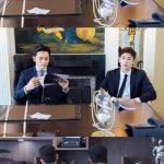 「SUITS」チャン・ドンゴン&パク・ヒョンシク、カメラがまわっていない時間に多くの対話…完璧なシーンが誕生