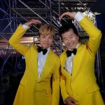 KangNam&テ・ジナ、コラボ曲「中指の長さ」で音楽番組に相次ぎ出演