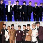 防弾少年団、EXO、NCT、K-POPがアメリカビルボード「ソーシャル50チャート」トップ3を占領