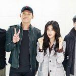 <トレンドブログ>RAIN×イ・ドンゴン主演ドラマ「スケッチ」の台本リーディング現場が公開!