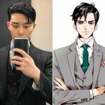 <トレンドブログ>俳優パク・ソジュン、主演ドラマの原作主人公とシンクロ率100%を見せる!?