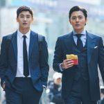 <トレンドブログ>「Suits」チャン・ドンゴン&パク・ヒョンシク、通勤スタイルも絵画のよう!?