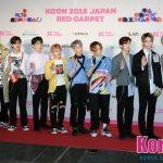 「取材PHOTO@レッドカーペット」(13日)PENTAGON、MOMOLAND、RAINZら、「KCON 2018 JAPAN × M COUNTDOWN」レッドカーペットに登場!