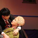 「取材レポ」舞台「雷神とリーマン」ミンス&インジュン、マンガのキャラになりきって新たな一面を披露!