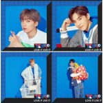「プロデュース101」出身MXM&チョン・セウン&イ・グァンヒョンによるYDPP「LOVE IT LIVE IT」スペシャルグラビア公開