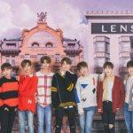 Wanna One、モデルを務めるコンタクトレンズが発売2日で完売に…凄まじい人気を証明