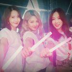 少女時代テヨン&ユナ&ヒョヨン、ドバイでも輝く花のような美貌