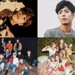 テミン(SHINee)、Wanna One、TWICEら総出演!『2018 K-POP FESTIVAL MUSIC BANK IN CHILE』TBSチャンネル1で、4月30日(月)日本初独占放送!