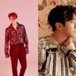 SUPER JUNIOR シウォン&ドンヘ、リパッケージアルバム「REPLAY」予告イメージを公開