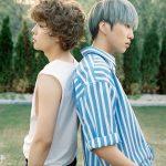 """WINNERキム・ジヌ&カン・スンユン、""""溢れる少年美""""でダブルカバーを飾る"""