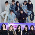 「防弾少年団」&「Red Velvet」、春にデートしたいアイドル1位に…投票理由もさまざま