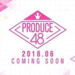「PRODUCE 48」出演の日韓練習生、「エムカウントダウン」放送前にファンと交流