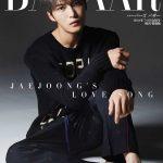 「JYJ」ジェジュン、「Harper's Bazaar JAPAN」特別版の表紙モデルに!