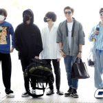 「PHOTO@仁川」防弾少年団、「ビルボードミュージックアワード」出席のため韓国出国