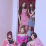 「Red Velvet」、日本1stミニアルバム「#Cookie Jar」7月4日リリース決定!