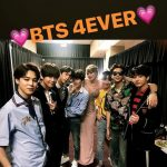 """テイラー・スウィフト、「防弾少年団」との写真を公開 """"BTS 4EVER"""""""