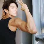 俳優イ・ジュンギ、たくましい腕の筋肉に胸キュン