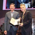【公式】俳優チャン・グンソク、韓国観光公社牌を受賞