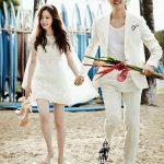【公式】俳優ユン・サンヒョン&Maybee夫妻、第3子妊娠を発表 「家族全員が大喜び」