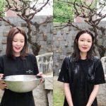 スヨン(少女時代)、アイス・バケツ・チャレンジに参加…ソヒョン&ドン・ヒョンベら指名