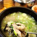 <トレンドブログ>【韓国グルメ】人気の麻浦ヤンジソルロンタンでおひとり様ランチ!