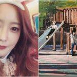 """<トレンドブログ>女優キム・ヒソン、9歳の愛娘が描いた絵画を公開!""""画家になるのが夢"""""""