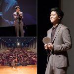 <トレンドブログ>俳優ヨン・ウジン、日本での4度目のファンミーティングを大成功に終える!