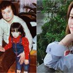 """<トレンドブログ>女優ハン・ジミン一家は""""ビジュアルファミリー""""!両親の日に家族写真を公開!"""