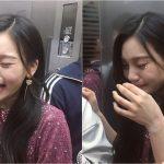"""<トレンドブログ>「GFRIEND」オムジ、初の""""音楽の中心""""1位に号泣する姿を見せる!"""