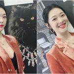 <トレンドブログ>元「f(x)」ソルリ、挑発的なファッションで百貨店のイベントに登場!