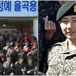 <トレンドブログ>軍入隊を果たした「INFINITE」ソンギュ、訓練所での近況写真が公開される!