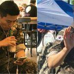<トレンドブログ>軍服務中の「2PM」テギョンの近況がキャッチされる!さらにカッコよくなった姿にドキドキ!